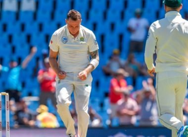 Dale Steyn becomes South Africa's leading wicket-taker