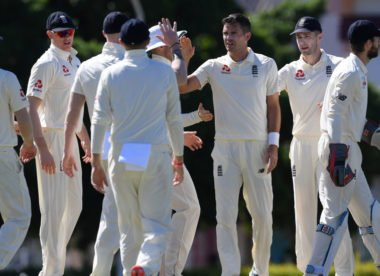 Dukes ball gives James Anderson 'glimmer of hope'
