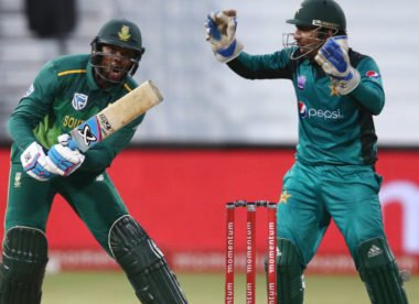 Sarfaraz Ahmed accused of racism for on-field taunt