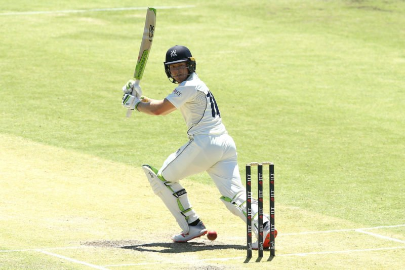 Will Pucovski recently made 243 runs from 311 balls in a Sheffield Shield game against Western Australia