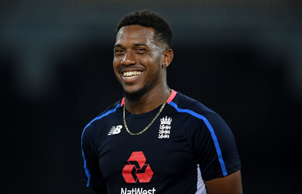 Chris Jordan will leave Peshawar on international duty