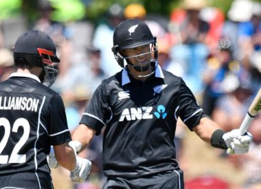 Ross Taylor continues red-hot form with 20th ODI ton