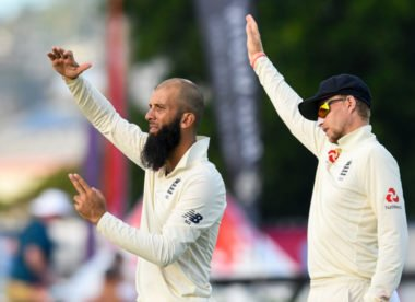 'They bowled fantastically well' – Moeen Ali rues England collapse