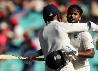 'Have been given the freedom to express myself' – Rishabh Pant