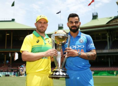 2019 Cricket World Cup warm-up fixtures announced