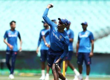 Hardik Pandya joins India squad in New Zealand
