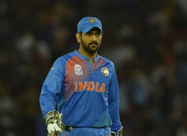 Opinion: India need to be ruthless and drop Dhoni before the World Cup