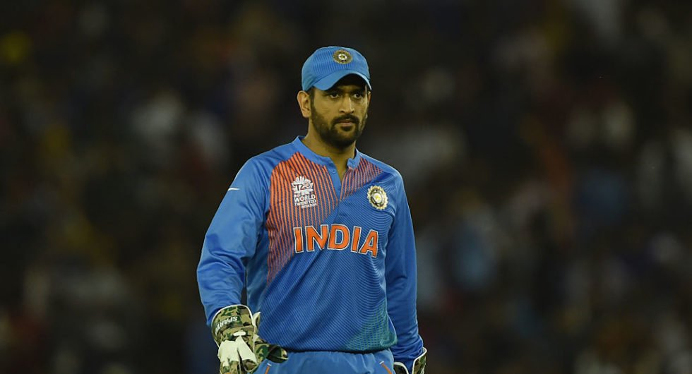 Opinion: Why India Should Replace Dhoni Before World Cup | Wisden ...