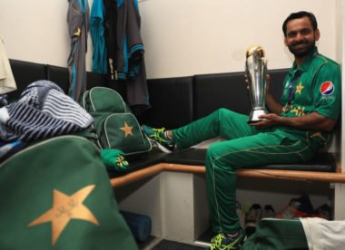 Mohammad Hafeez: Battler forever – the film isn't over yet, my friend