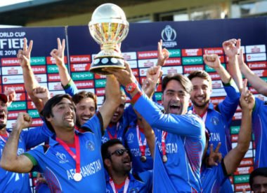 Axed captain Afghan included in Afghanistan World Cup squad