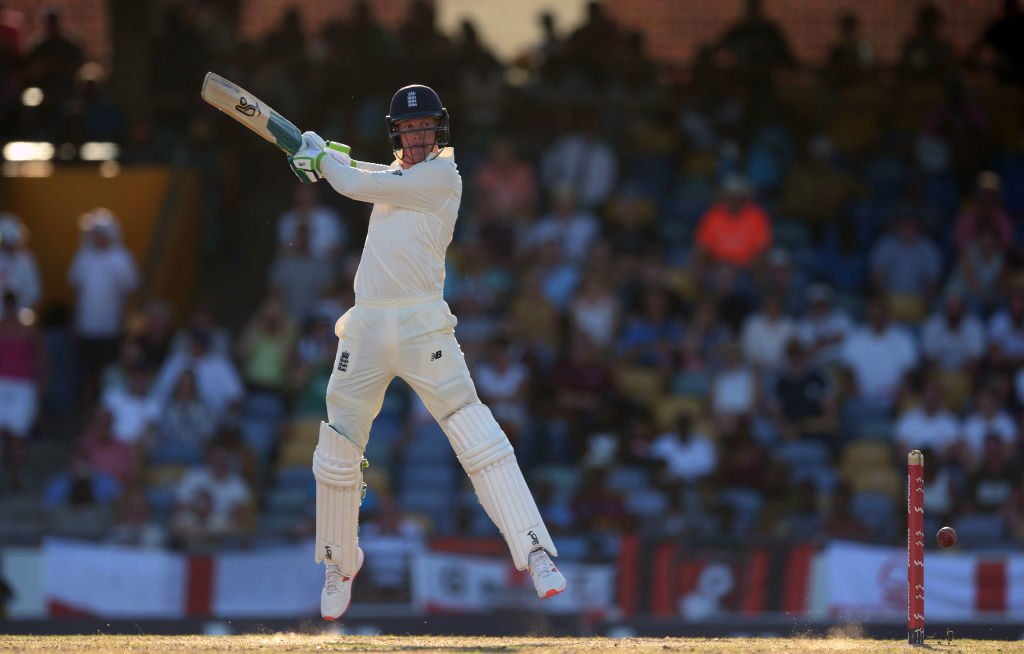 Keaton Jennings scored 17 and 14 in Barbados