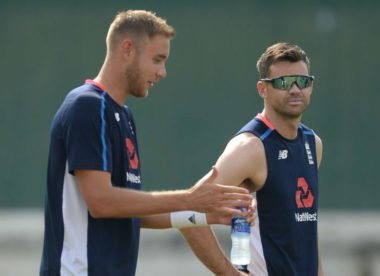 Broad draws inspiration from Anderson, Hadlee ahead of 'last home Ashes'