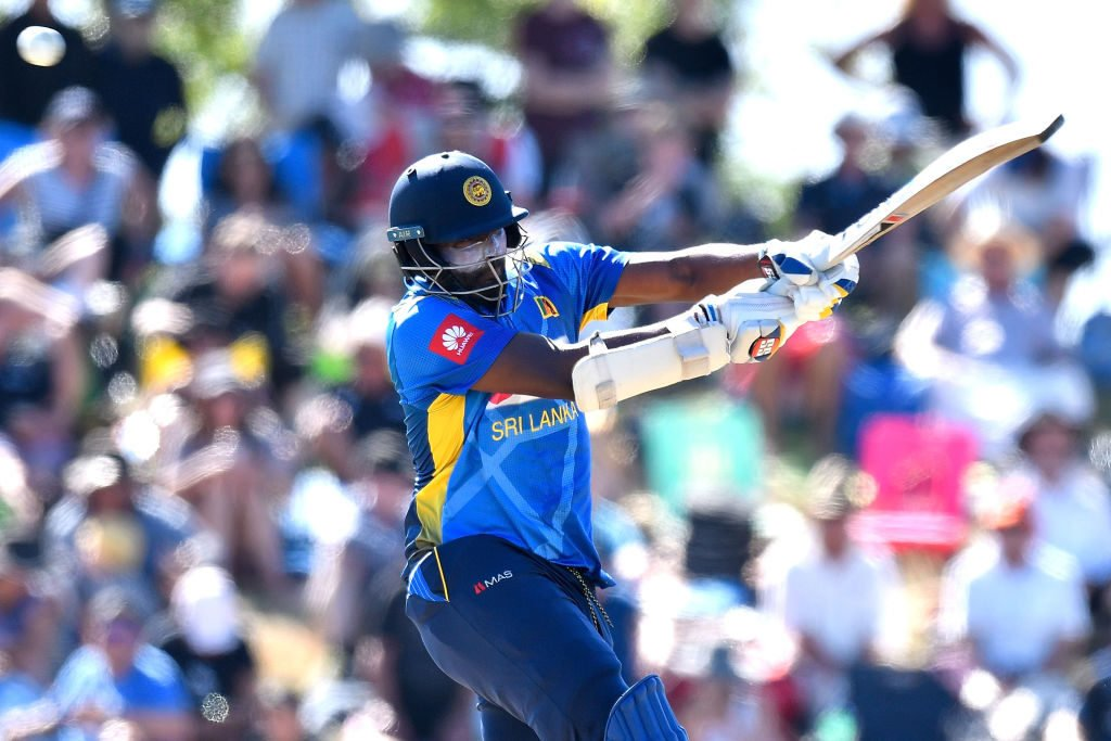 Thisara Perera got into a beef with Lasith Malingas wife on social media