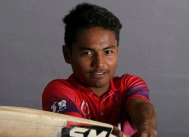 Nepal's Rohit Paudel beats Sachin Tendulkar as youngest men's international half-centurion