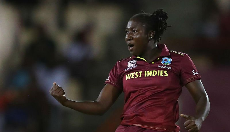 Stafanie Taylor needs more support from her West Indies teammates