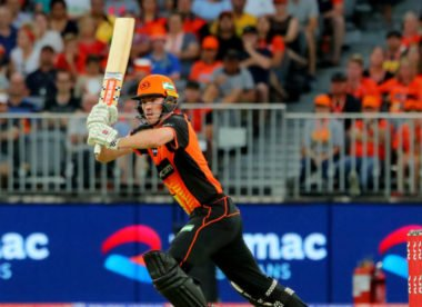Ashton Turner called up as cover for ill Mitchell Marsh