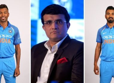 'People make mistakes' – Sourav Ganguly backs Pandya, Rahul