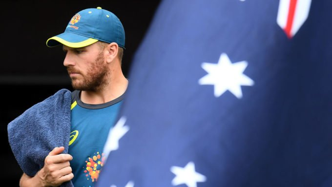 Aaron Finch reflects on international grind after 'most difficult' six months