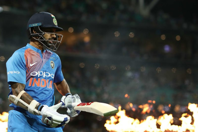 Hyderabad released their star batsman Shikhar Dhawan who will now play for Delhi Capitals