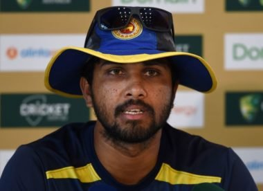 Sri Lanka captain Dinesh Chandimal axed from Test squad