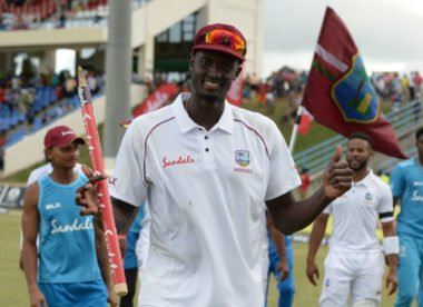 Northants sign Jason Holder for start of county season