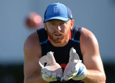 Jonny Bairstow: 'Wicketkeeping is embedded in my DNA' – exclusive
