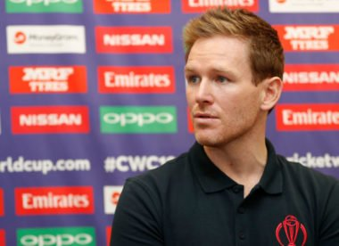 'It's so powerful' – Eoin Morgan is pumped for the World Cup