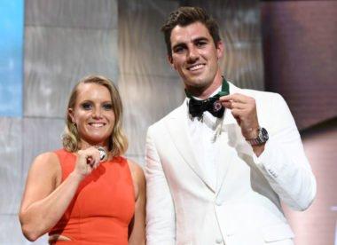 Pat Cummins & Alyssa Healy win big at Australian Cricket Awards