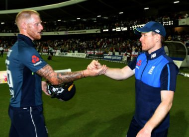 'We believe we can chase big totals' – Eoin Morgan