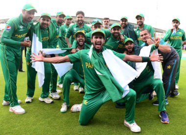 The unpredictables: Why Pakistan are the World Cup's dark horses