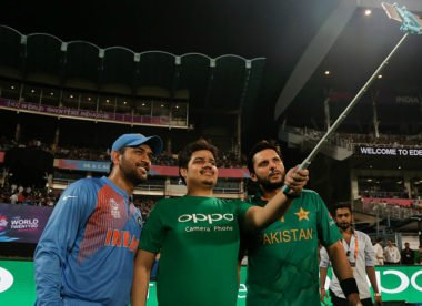 Pakistan player photographs still adorn Eden Gardens as CAB refuses to buckle