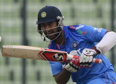 'I am not suprised' – Cheteshwar Pujara after hammering maiden T20 ton