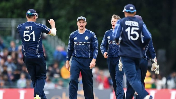 Scotland shoot out Oman for 24 – the fourth-lowest List A total