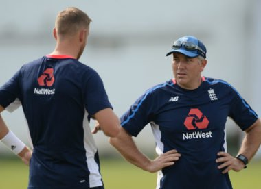 'Chris Silverwood could do it' – Ashley Giles on next England head coach