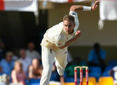 'Heart and soul went into that day' – Stuart Broad
