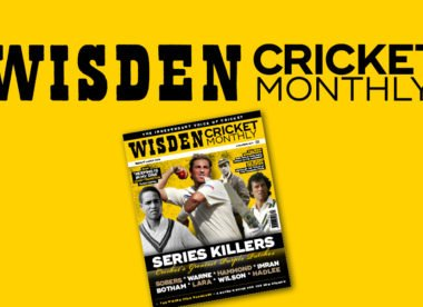 Wisden Cricket Monthly issue 17: Test cricket's greatest purple patches