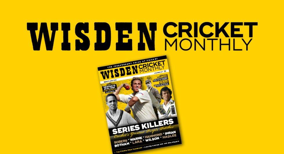 Wisden Cricket Monthly issue 17