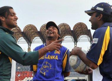 Kumar Sangakkara's titans of cricket: Shoaib Akhtar