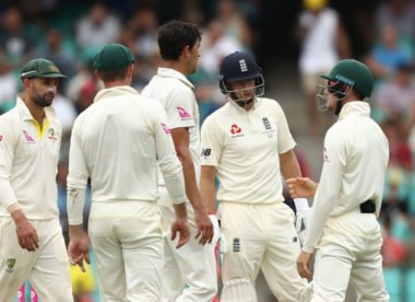 ICC considers player names and numbers on Ashes shirts