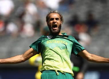 'Biggest decision of my life' – Tahir to retire from ODIs after World Cup