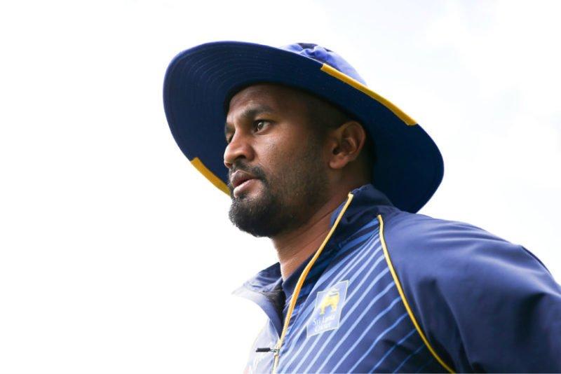 Sri Lanka's opening batsman Dimuth Karunaratne was originally signed by Hampshire as overseas player