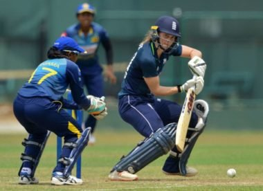 England Women's tour of Sri Lanka will not be broadcast