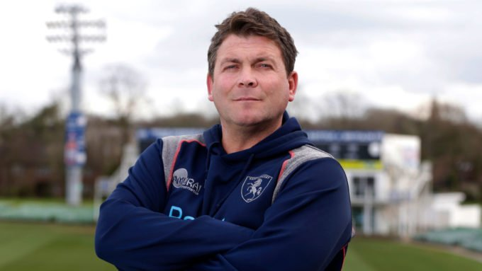 Watch: Kent coach talks top-flight challenges, Renshaw & The Hundred