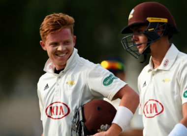 Big Pope, Smith hundreds give Surrey advantage in MCC Match