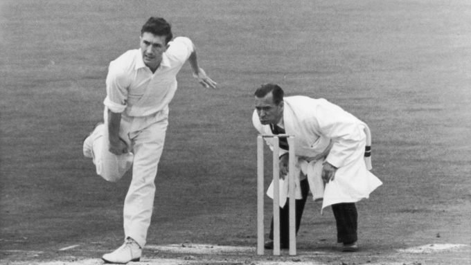 Fred Titmus: a career of remarkable longevity – Almanack