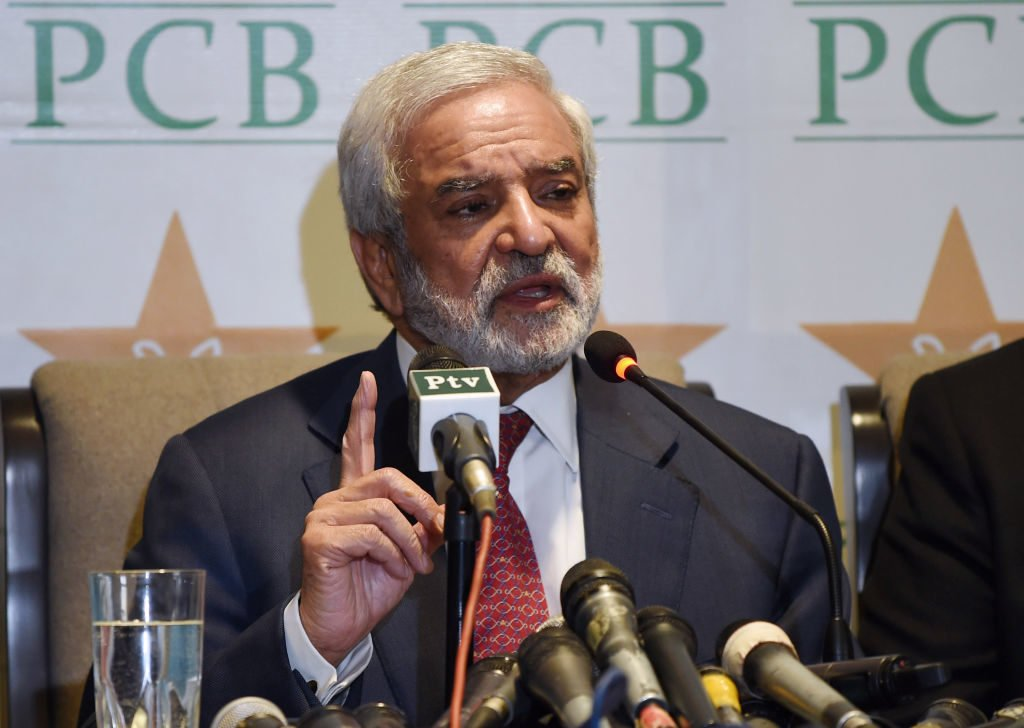 Ehsan Mani said the PCB had 'strongly taken up the matter' with the ICC