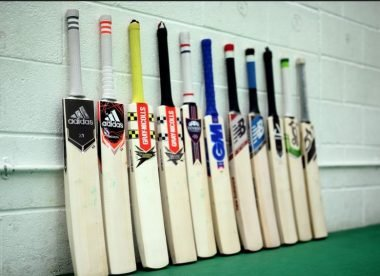 Top tips: How to get the most out of your cricket bat