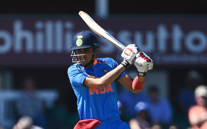 Should Gill excel this season, India's selectors might have another consideration to make in lead up to the 2019 World Cup