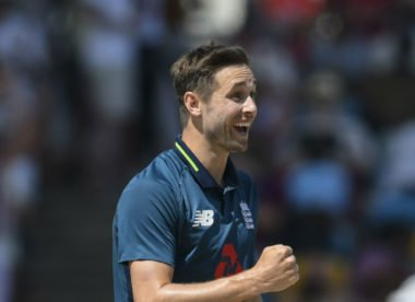 Chris Woakes targets full recovery ahead of World Cup