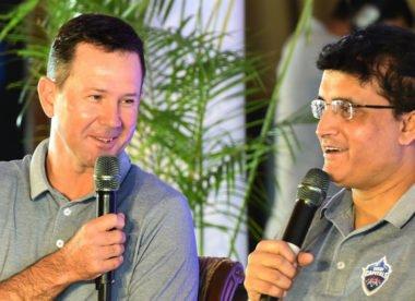 'I've always enjoyed Ganguly's company' – Ponting